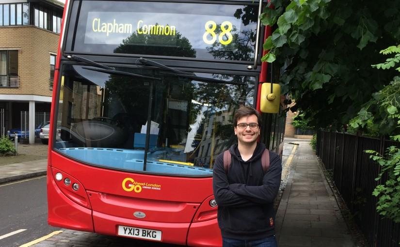 Europa 2014 – Londres : Buses vs Tube